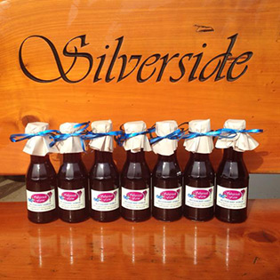 Silverside Farm Berry Syrups